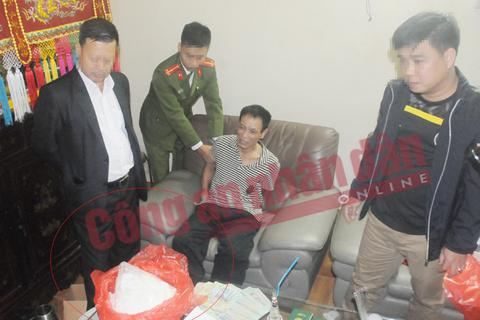 Điều tra mở rộng vụ mua bán 300 bánh heroin: Phát hiện chấn động giữa Thủ đô