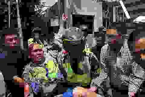 IS chính thức nhận trách nhiệm vụ tấn công khủng bố tại Indonesia