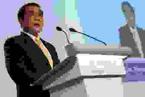 Đối thoại Shangri-La: Thủ tướng Thái Lan kêu gọi hợp tác thay vì đối đầu ở Biển Đông