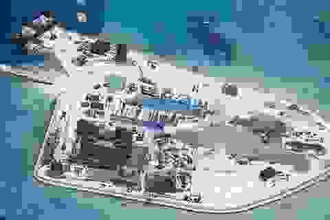 New Zealand: Trung Quốc phải giải thích chuyện xây đảo nhân tạo ở Biển Đông