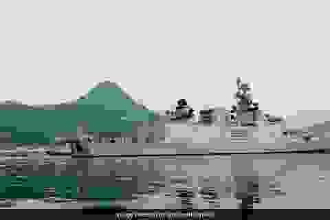 Mỹ điều tàu sân bay hạt nhân tập trận cùng Ấn, Nhật