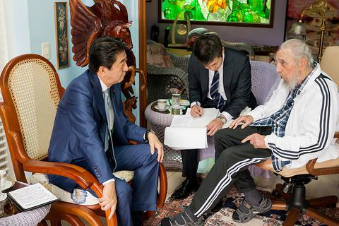 Thủ tướng Trung - Nhật đua nhau thăm Cuba để cạnh tranh ảnh hưởng