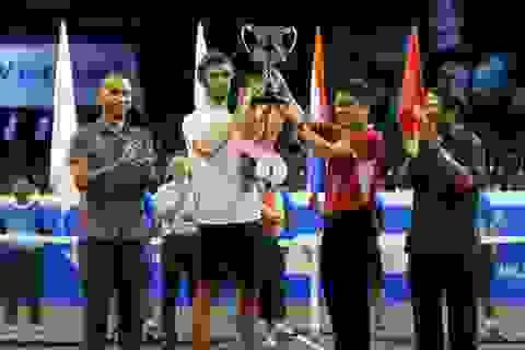 Vietnam Open 2016 kết thúc đầy kịch tính