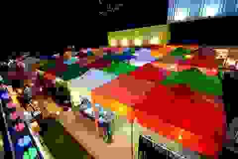 Chợ Container rực rỡ nhiều màu sắc hút hồn giới trẻ Sài Gòn