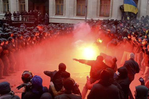 Ukraine: Cách mạng Cam 2.0 đã nhạt màu
