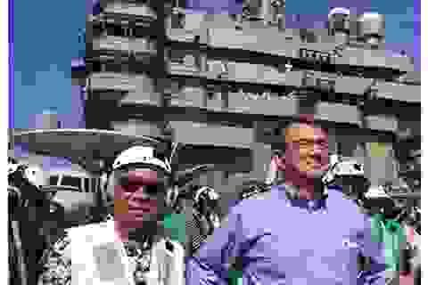 Thế trận mới Mỹ -Trung ở biển Đông
