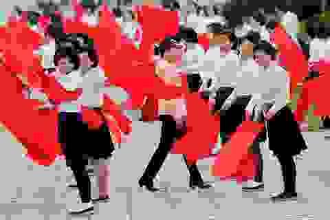 Hé lộ cuộc sống ở Bình Nhưỡng trước thềm Đại hội Đảng