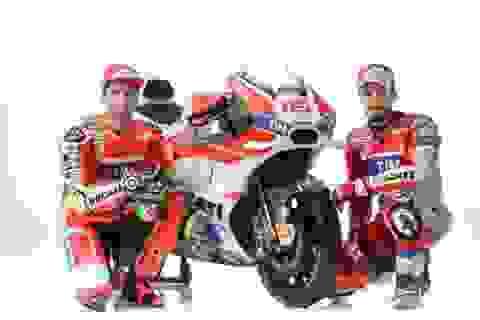 GP16 - Điểm tựa vững vàng cho Ducati trong mùa giải mới