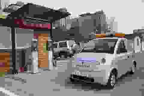 Thị trường Hàn Quốc không mặn mà với ô tô chạy điện