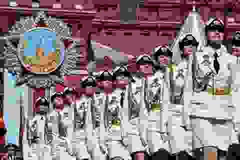 10.000 binh sỹ Nga duyệt binh mừng Ngày Chiến thắng