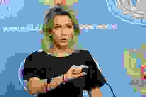 """Nga tố truyền thông Mỹ dối trá về """"vụ an ninh Nga đánh nhà ngoại giao Mỹ"""""""