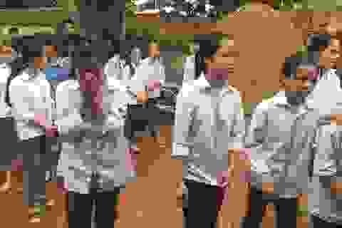 """Sau vụ 5 học sinh chết đuối: Bắc Giang """"hỏa tốc"""" phòng chống đuối nước"""