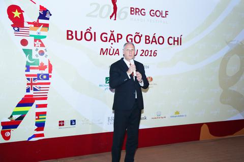 Ngày hội gôn đặc biệt BRG Golf Hanoi Festival