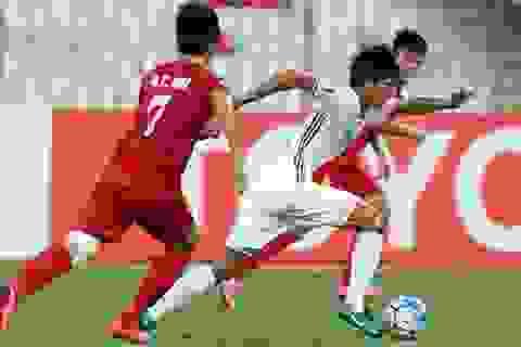 U19 Việt Nam nhận 1,1 tỷ đồng tiền thưởng nóng
