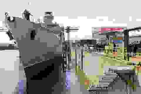 Nga liên tiếp hạ thủy tàu hộ vệ cho Việt Nam