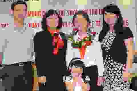 Thủ khoa 3 trường chuyên ở Hà Nội: Khi Toán học là niềm đam mê