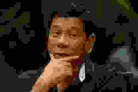 """Cuộc """"thử lửa"""" đầu tiên của tân Tổng thống Philippines"""