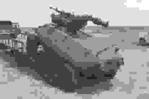 Iraq phát triển robot chiến đấu để tiêu diệt phiến quân IS