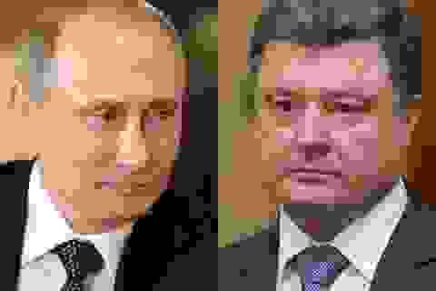 Tổng thống Nga, Ukraine thảo luận trao đổi tù nhân