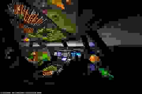 """Chỉ phi công mới có """"đặc quyền"""" chiêm ngưỡng khoảnh khắc ấn tượng này"""