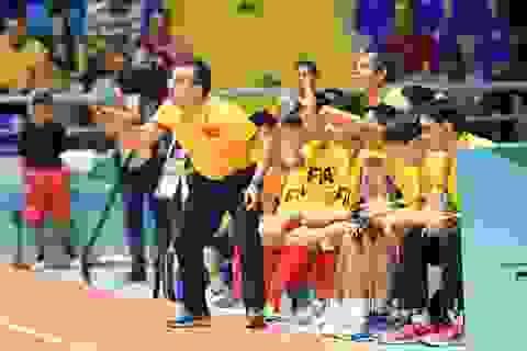 Tinh thần Việt Nam và lối chơi Italia của thầy trò HLV Bruno Garcia