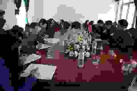 Giải cứu 8 phụ nữ bị lừa bán sang Trung Quốc