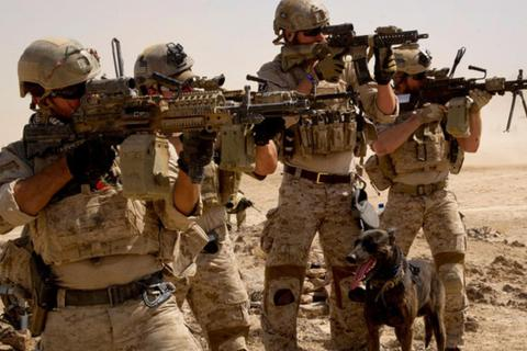 Mỹ triển khai thêm 200 lính đặc nhiệm đến Syria