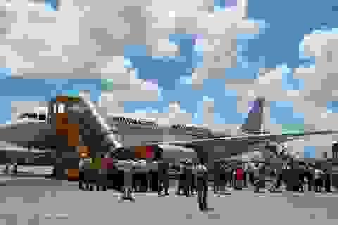 Tậu máy bay mới Jetstar Pacific bán vé chỉ từ 320 đồng/chặng