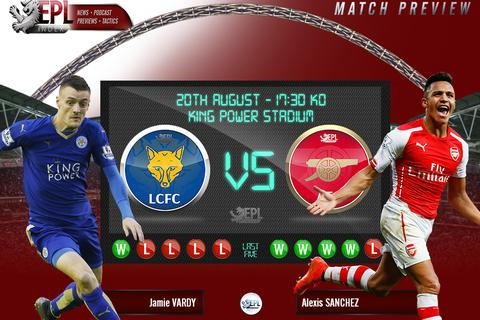 Leicester City - Arsenal: Khó khăn chồng chất