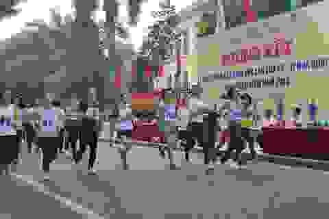 1.500 VĐV tham dự giải chạy báo Hà Nội mới lần thứ 43
