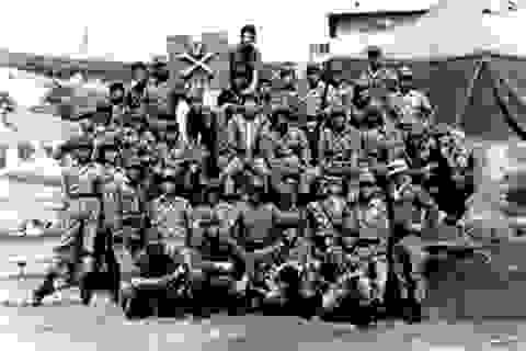Đoạn kết của biệt đội ám sát trên hoang đảo giữa biển Hoàng Hải