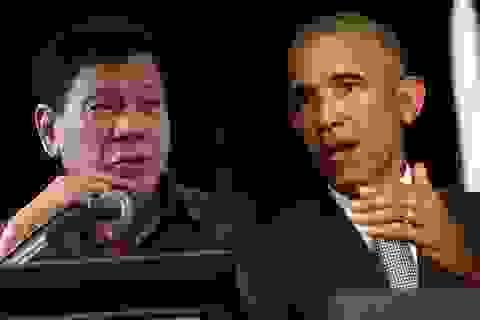 Dấu hiệu rạn nứt trong quan hệ đồng minh Mỹ - Philippines