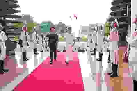 Tư lệnh Thái Bình Dương Mỹ Harry Harris thăm Việt Nam
