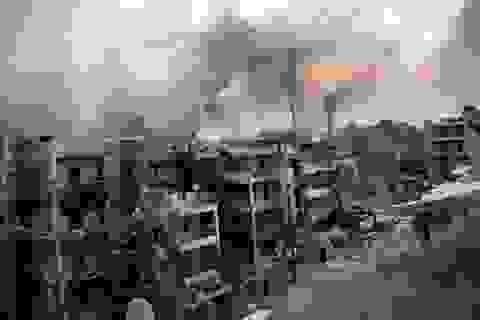 Người dân Syria lần đầu trở lại Aleppo sau ngày giải phóng