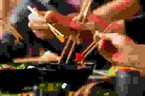 Lựa chọn món ăn lành mạnh khi quán