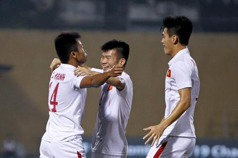 U19 Việt Nam 2-1 U19 Triều Tiên: Chiến thắng ấn tượng