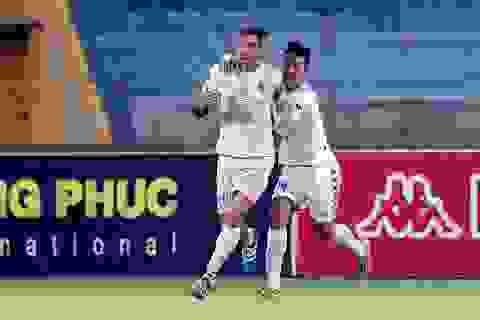 """Vô địch V-League, Hà Nội T&T được thưởng """"khủng"""""""