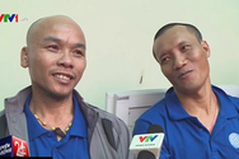 3 thuyền viên bồi hồi kể lại thời gian bị cướp biển Somalia bắt giữ