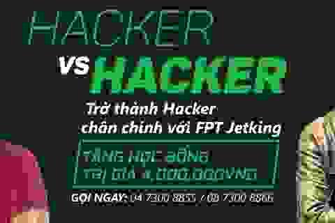 Cần 12 tiếng mỗi ngày để trở thành hacker chuyên nghiệp