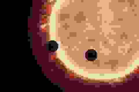 Tiết lộ về bầu khí quyển của các ngoại hành tinh có kích cỡ giống Trái Đất