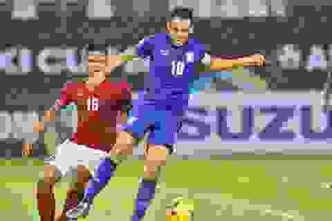 Thái Lan 4-2 Indonesia: Cú hattrick của Dangda