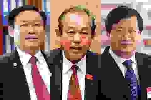 Hôm nay, Quốc hội bầu 3 Phó Thủ tướng, 18 Bộ trưởng - trưởng ngành