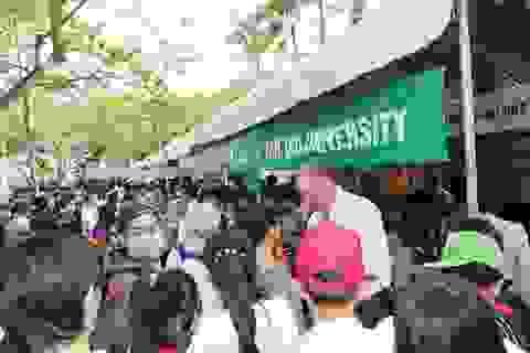 Đại học Tân Tạo rộng cửa đón thí sinh bằng chính sách tuyển thẳng