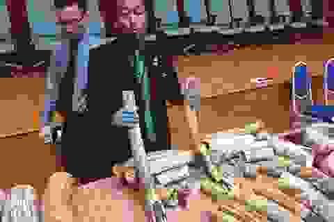 8 người Việt bị bắt vì buôn bán bộ phận cơ thể động vật hoang dã