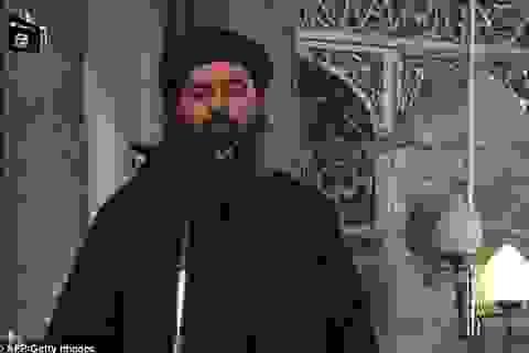 Thủ lĩnh tối cao IS nghi bị đầu độc