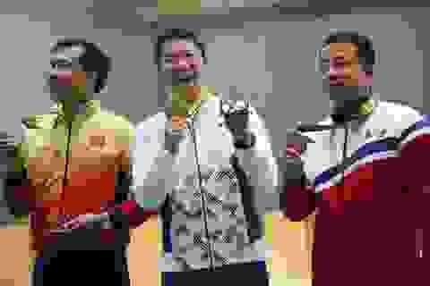 Nhờ Hoàng Xuân Vinh, thể thao Việt Nam tự hào với cả khu vực tại Olympic 2016
