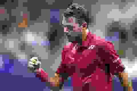 US Open: Wawrinka giành tấm vé cuối vào bán kết