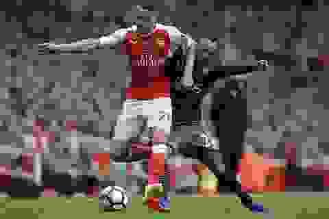Arsenal 2-1 Southampton: Chiến thắng nghẹt thở
