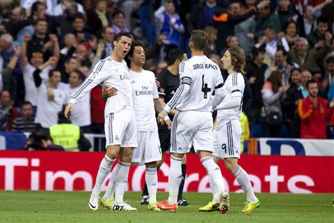 Real Madrid tiếp tục mạch chiến thắng tại La Liga?