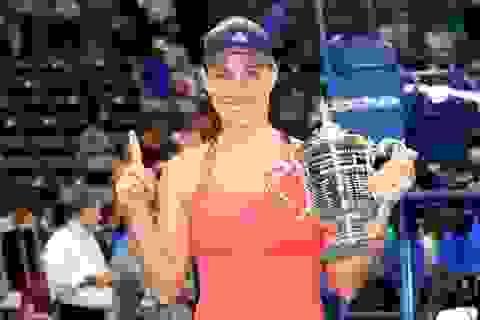 US Open: Angelique Kerber vô địch đơn nữ